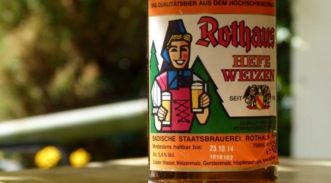 Rothaus Hefeweissbier
