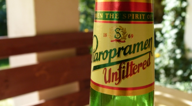 Staropramen Unfiltered