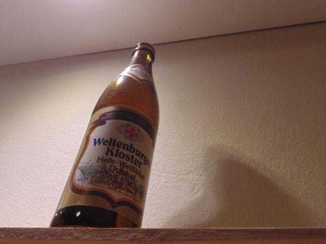 Weltenburger Kloster Hefeweissbier Dunkel