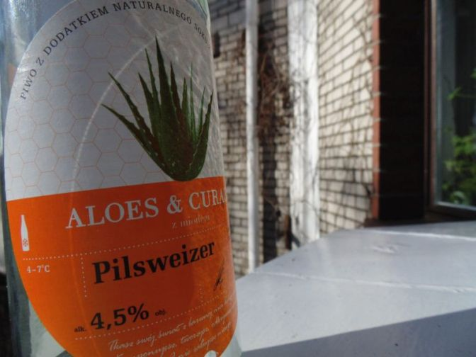 Pilsweizer Aloes&Curacao