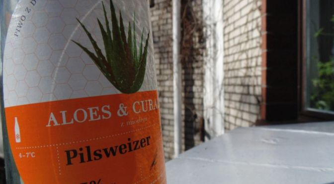 Pilsweizer Aloes&Curacao