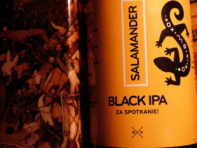 Salamander Black IPA