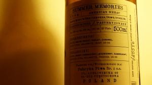 Summer Memories_piwnakompania.wordpress.com 2