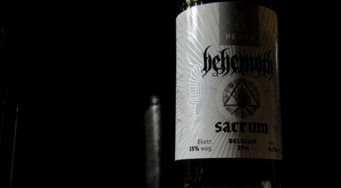 Behemoth Sacrum