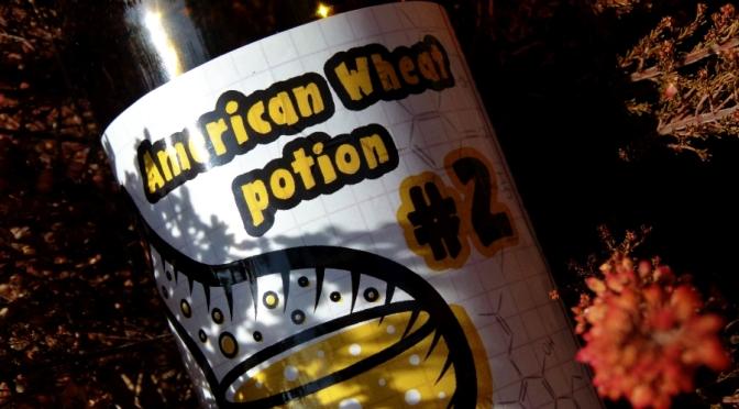 American Wheat: potion #2
