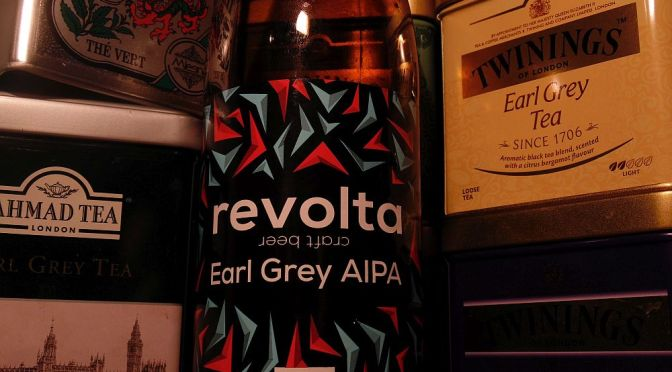 revolta Earl Grey AIPA