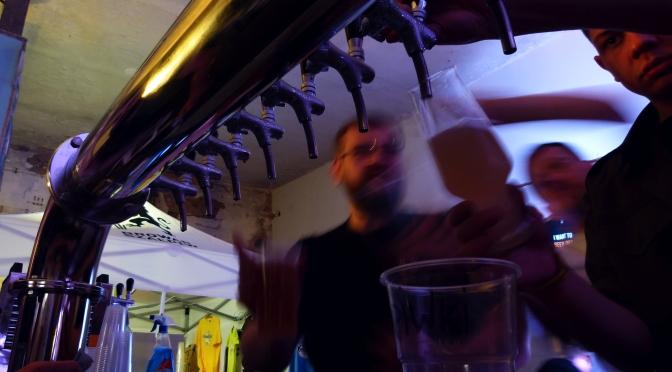 Relacja z Beer&Food Festiwal: Poznań.