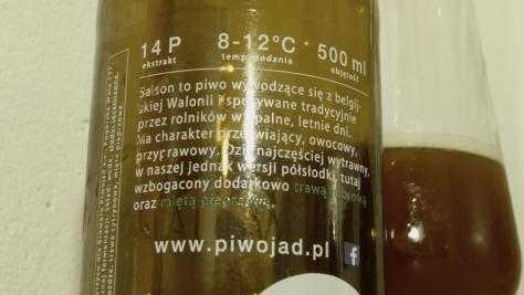 Piwojad Sweet Saison_piwnakompania.wordpress.com 3