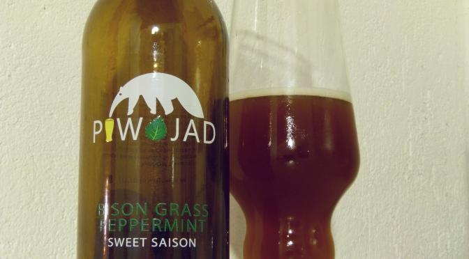 Piwojad Sweet Saison