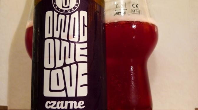 Owocowe Love Czarne