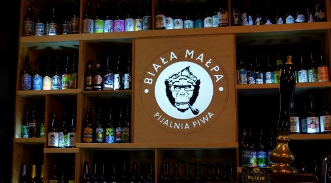 Z wizytą w pubach: Biała Małpa