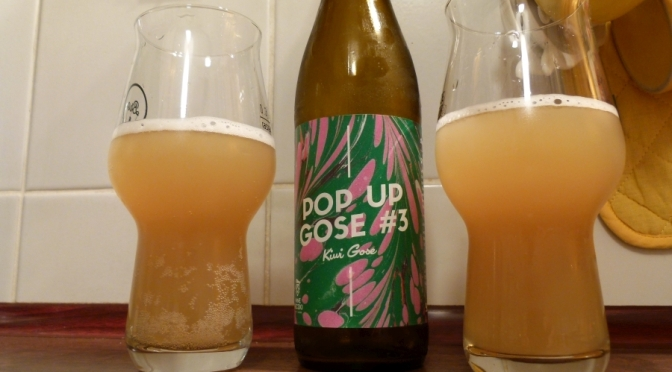 Pop Up Gose #3 Kiwi