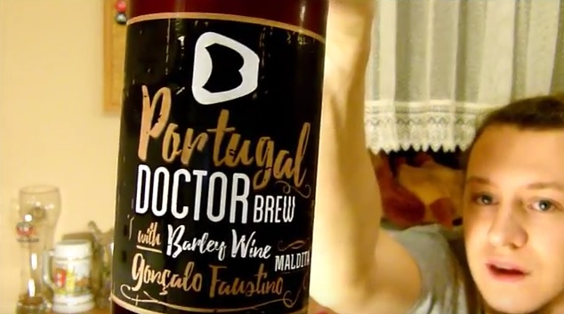 Portugal Doctor Brew Barley Wine #vlog