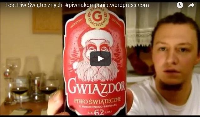 Test Piw Świątecznych #vlog