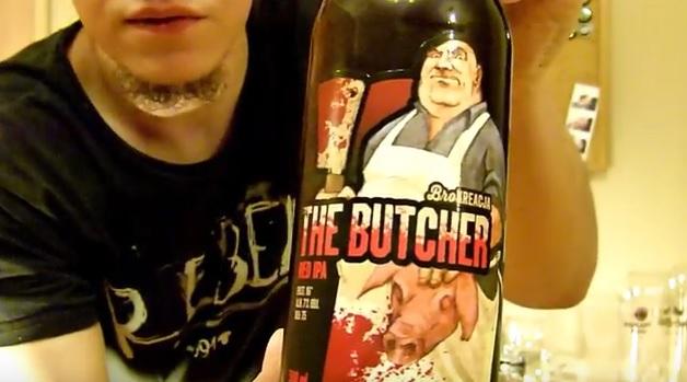 The Butcher #vlog