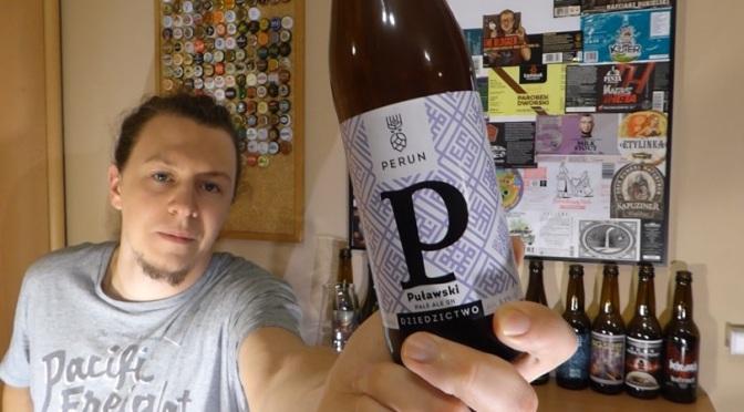 Puławski z browaru Perun #vlog