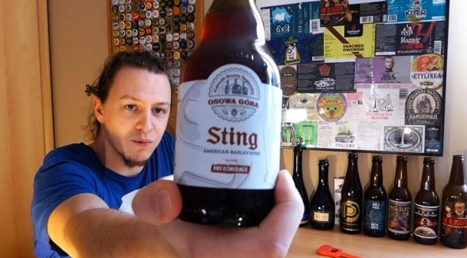 Sting z browaru Osowa Góra #vlog