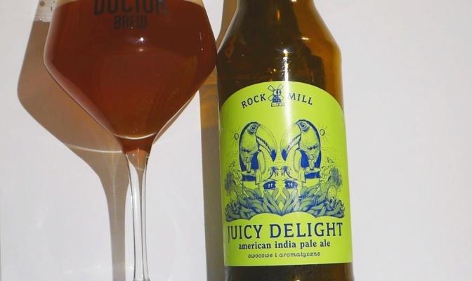 Juicy Delight z browaru Rockmill