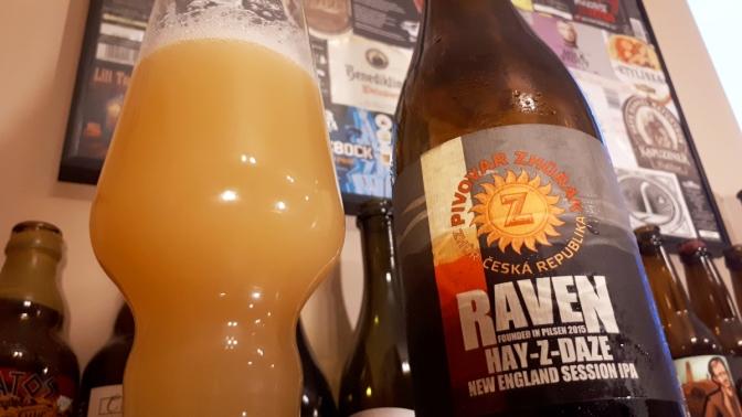 Hay-Z-Daze z browaru Raven