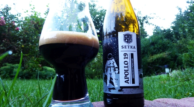 Apollo 19 [Smoked Porter] z browaru Setka.