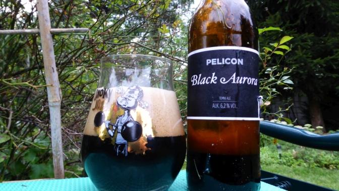 Black Aurora z browaru Pelicon [słoweński craft]