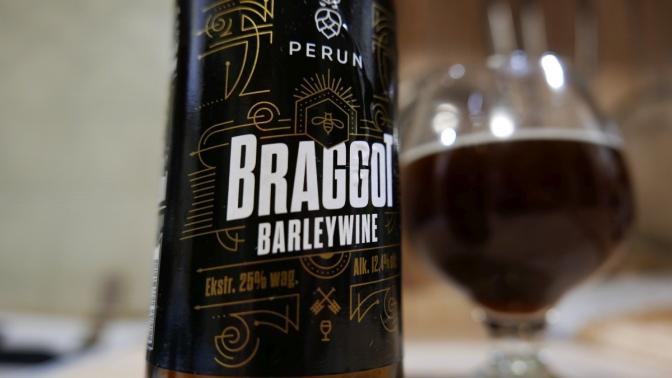 Braggot Barley Wine z browaru Perun