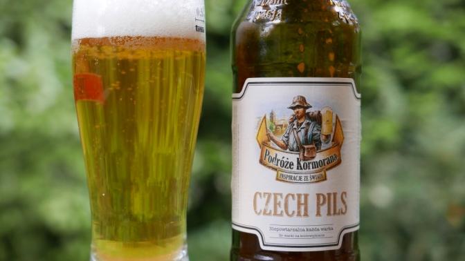 Czech Pils z Kormorana