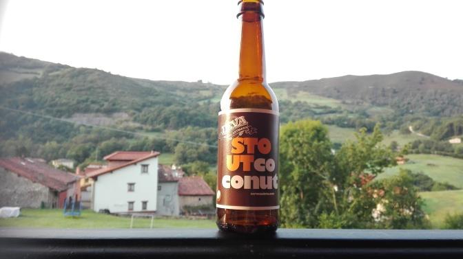 Stout Coconut [Asturiański Kraft] Prosto z Hiszpanii.
