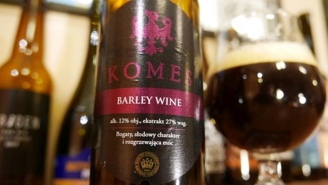 Komes Barley Wine