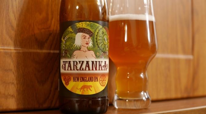 Tarzanka [Vermont IPA] z browaru Piwna Stacja
