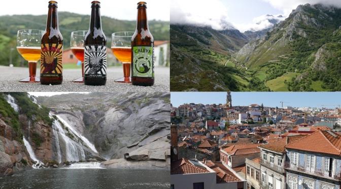 Porto i północna Hiszpania – Relacja