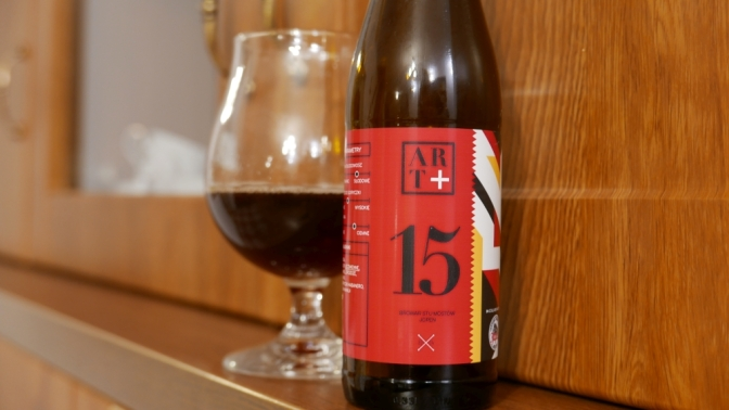 Art+15 z Stu Mostów [Vanilla/Chocolate Hot Scotch Ale]