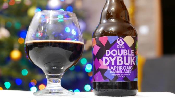 Double Dybuk Laphroaig BA