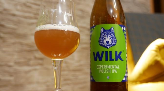 Wilk Experimental Polish IPA z browaru Wilk