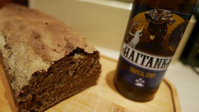 Jak zrobić domowy chleb na bazie Stouta? [Haitanka FES]