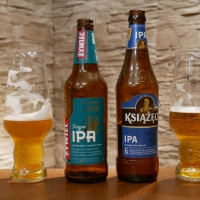 Żywiec Sesyjne IPA vs. Książęce IPA