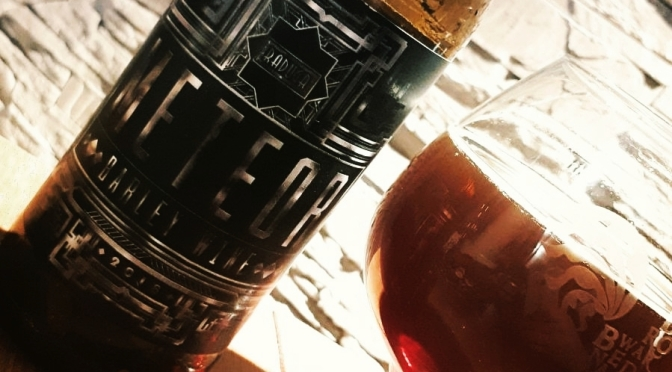 Meteor [Barley Wine 32 Blg.] z Radugi