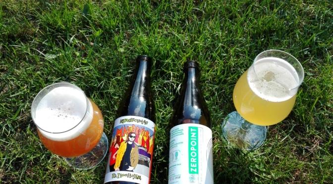 Zeropoint & Maddriver – Test  bezalkoholowych piw na lato.
