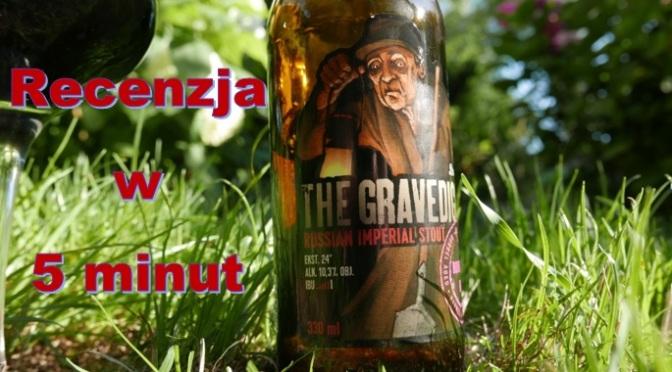 Gravedigger Bourbon BA – Brokreacja