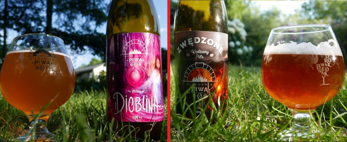 Dioblina & Zwędzone - Browar Piekarnia Piwa [cz. 1]