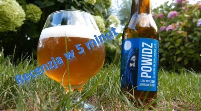 Powidz [Belgian Golden Strong Ale] – Browar Szałpiw