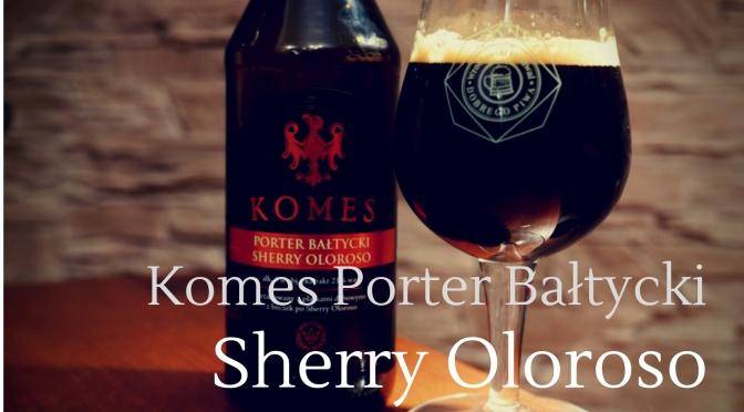 Komes Porter Bałtycki [Sherry Oloroso] – Browar Fortuna