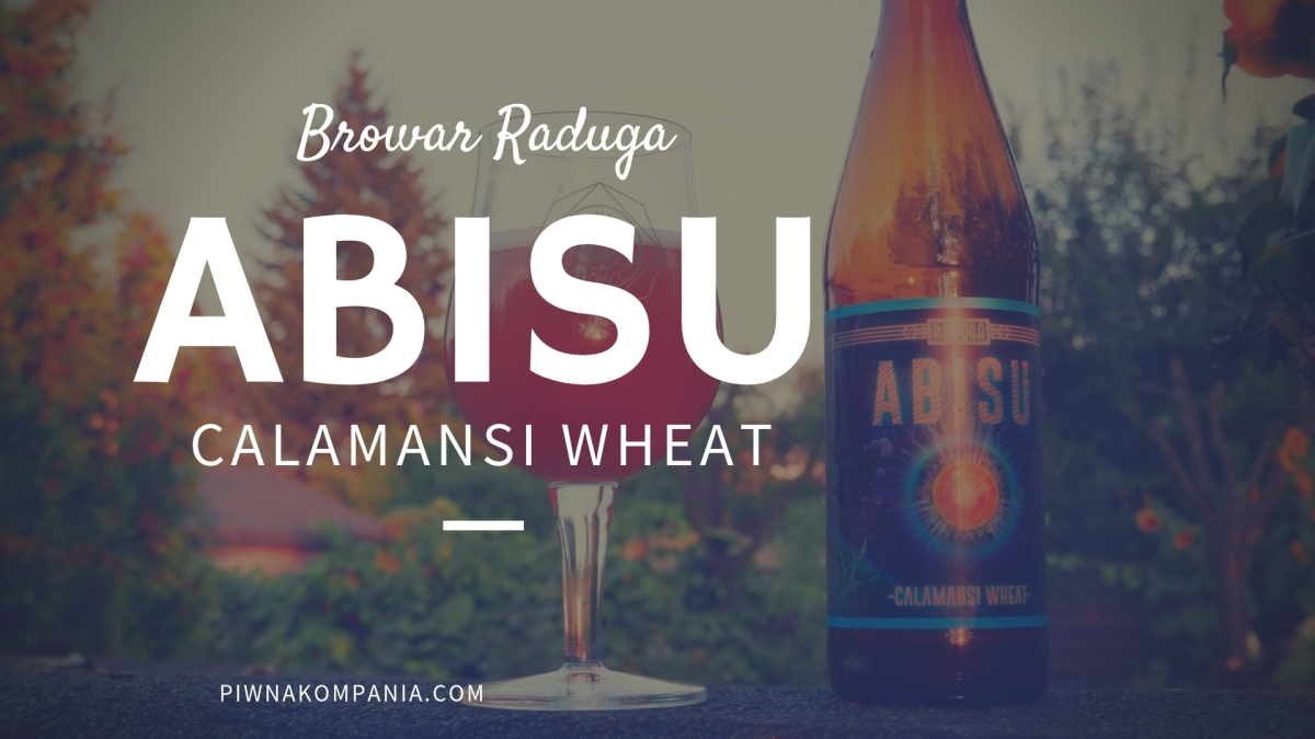 Abisu [Calamansi Wheat] - Browar Raduga