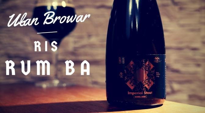Imperial Stout Rum BA – Ułan Browar
