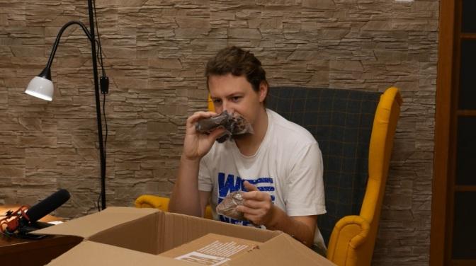 Warzenie piwa – unboxing zestawu.