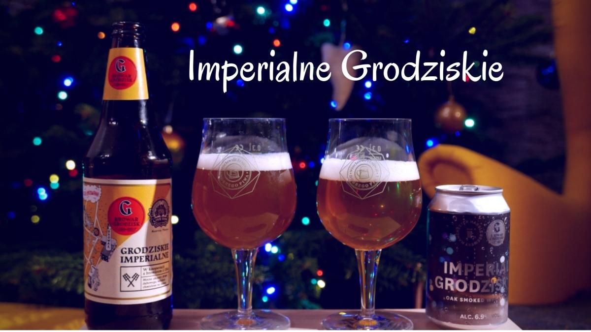 Imperialne Grodziskie - Browar Grodzisk & Live Oak & Marble Brewery