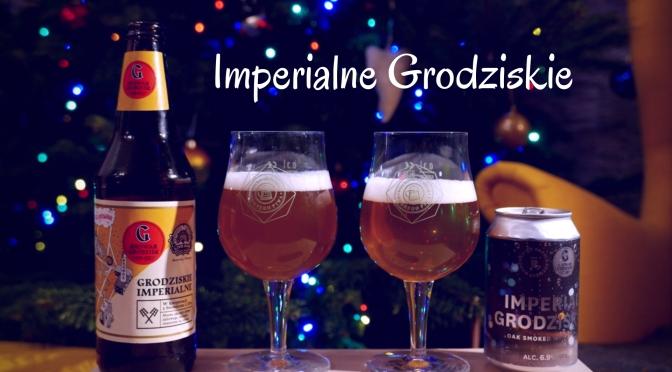 Imperialne Grodziskie – Browar Grodzisk & Live Oak & Marble Brewery