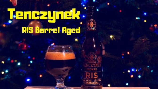 RIS Barrel Aged – Browar Tenczynek + świąteczne życzenia.