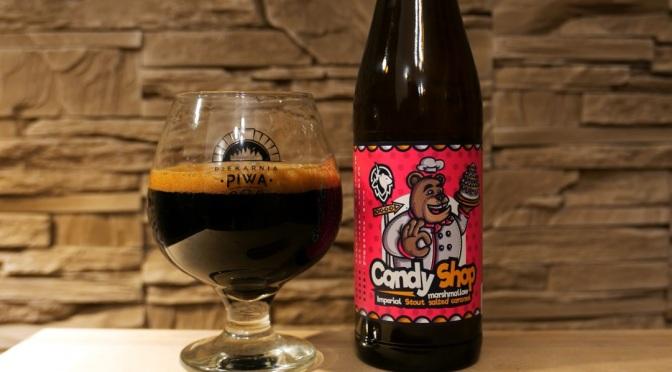 Candy Shop Dear Bear
