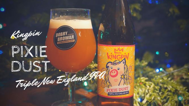 Pixie Dust [Triple New England IPA] – Kingpin